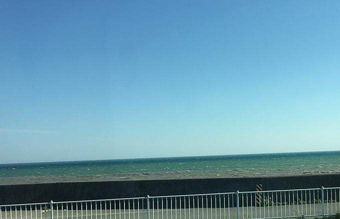海・ツーリング